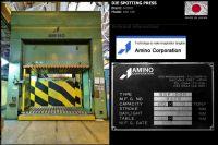 Prensa hidráulica h quadro AMINO DSP 100 N Die Spotting Press