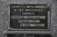 Dłutownica pionowa TFO DAA 16 1967-Zdjęcie 7