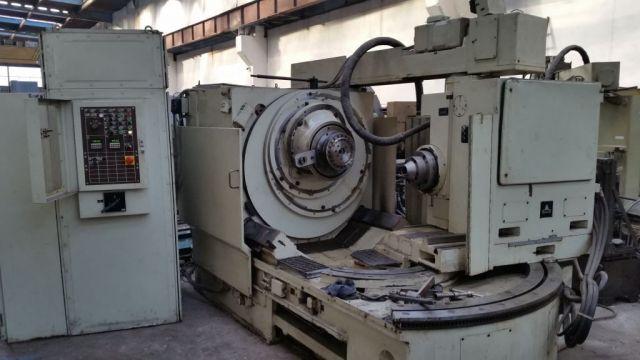 Wälzfräsmaschine WMW ZFTKK 500/3 1990