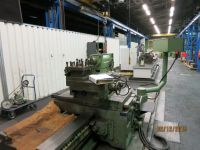 Heavy Duty Lathe ZERBST DP 1 / S 2 1988-Photo 4