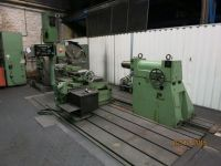 Heavy Duty Lathe ZERBST DP 1 / S 2 1988-Photo 5