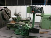 Heavy Duty Lathe ZERBST DP 1 / S 2