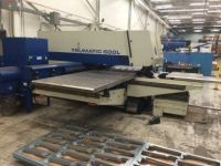 Turret Punching Machine with Laser TRUMPF TC600L SIEMANS 840