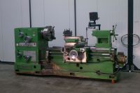Facing Lathe Ticino 450 ET BM 450 1972-Photo 2