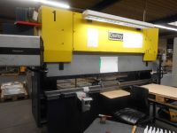 CNC hydraulický ohraňovací lis DARLEY EHP 50.25 / 20