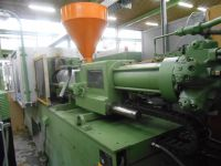 Plastics Injection Molding Machine KRAUSS MAFFEI KM 150-620 B 1