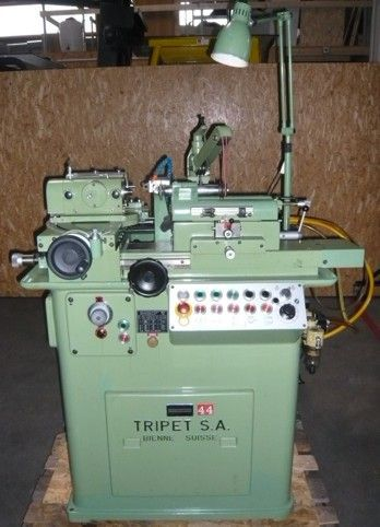 Cylindrical Grinder TRIPET MUR 100 1989