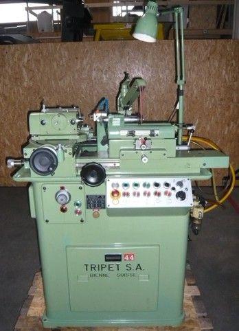 Cilindrische molen TRIPET MUR 100 1989
