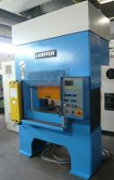 C Frame Hydraulic Press LAUFFER RPT 25