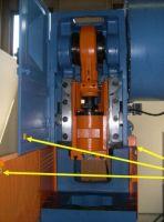 Prasa hydrauliczna bramowa Stanko KA 2126 2009-Zdjęcie 2