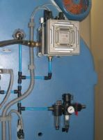 Prasa hydrauliczna bramowa Stanko KA 2126 2009-Zdjęcie 3