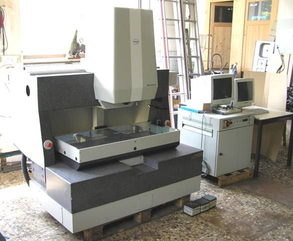 Messmaschine WERTH VIDEO CHECK IP 800 x 400 1999