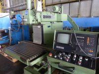 CNC fresemaskin MIKRON WF 3 DCM
