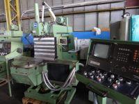 CNC fresemaskin MIKRON WF 41 C