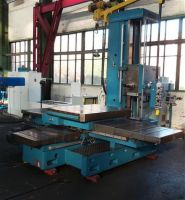 Horizontal Boring Machine WOTAN B 105 / 120 M