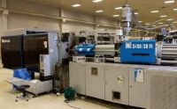 Plastics Injection Molding Machine BMB KW 38 PI/3450
