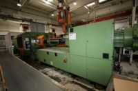 Plastics Injection Molding Machine DEMAG ERGOTECH 800-8000 SYSTEM