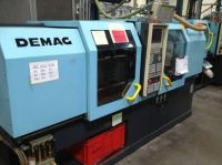 Plastics Injection Molding Machine DEMAG ERGOTECH 25-80 COMPACT
