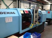 Plastics Injection Molding Machine DEMAG ERGOTECH 50-200 SYSTEM