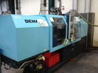 Plastics Injection Molding Machine DEMAG ERGOTECH 100-310 COMPACT