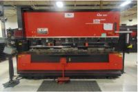 CNC hidraulikus élhajlító AMADA FBD1253NT