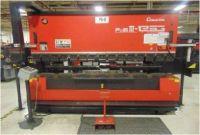 CNC 유압 프레스 브레이크 AMADA FBD1253NT
