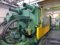 Plastics Injection Molding Machine DEMAG D 1000 - 6110 NC II