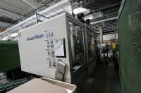 Plastics Injection Molding Machine KRAUSS MAFFEI KM 280-1400 C 3 AKKU