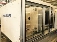 Plastics Injection Molding Machine KRAUSS MAFFEI KM 200-1400 C 2