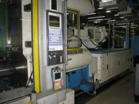 Plastics Injection Molding Machine KRAUSS MAFFEI KM 650-3500 C 2