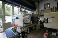 Plastics Injection Molding Machine KRAUSS MAFFEI KM 180-1000 C 3