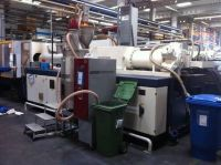 Plastics Injection Molding Machine KRAUSS MAFFEI KM 500/5700 BM