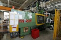 Plastics Injection Molding Machine NETSTAL SYNERGY S 3000-1700/900 2 COMPONENT