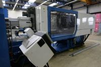 Plastics Injection Molding Machine NETSTAL 420 E-3700