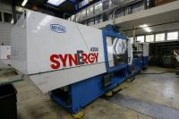 Plastics Injection Molding Machine NETSTAL SYNERGY 420 E-3700