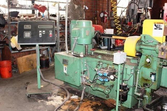 Bar Bending Machine PINES 5 T 1993