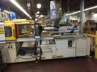 Plastics Injection Molding Machine MITSUBISHI 120 MJ II