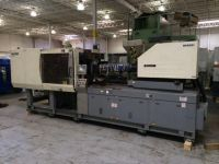 Plastics Injection Molding Machine NISSEI ELECTRIC NEX 4000-25 E