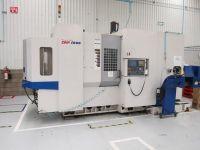 Horizontální obráběcí centrum CNC DAEWOO DHP-5000