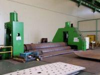 3 Roll Plate Bending Machine SAMSONG DESIGN TEK 40 T X 6200 L 2013-Photo 3
