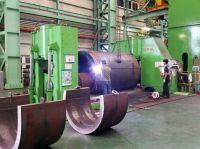 3 Roll Plate Bending Machine CIM TEK CIMBR 3 110 T X 420 L 2013-Photo 3