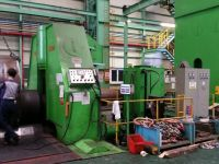 3 Roll Plate Bending Machine CIM TEK CIMBR 3 110 T X 420 L 2013-Photo 4