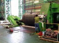 3 Roll Plate Bending Machine CIM TEK CIMBR 3 110 T X 420 L 2013-Photo 5