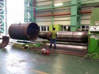 3 Roll Plate Bending Machine CIM TEK CIMBR 3 110 T X 420 L 2013-Photo 6