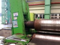 3 Roll Plate Bending Machine CIM TEK CIMBR 3 110 T X 420 L 2013-Photo 7