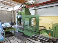 Horizontal Boring Machine ZAYER 30 KM 9000