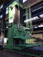 Horizontal Boring Machine WOTAN RAPID 5