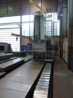 Horizontal Boring Machine WOTAN RAPID 6