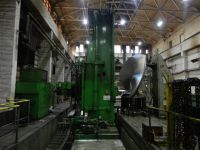 Horizontal Boring Machine GIDDINGS LEWIS 700 RF