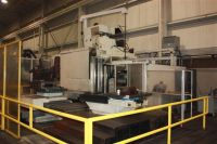 Horizontal Boring Machine GIDDINGS LEWIS MC 50